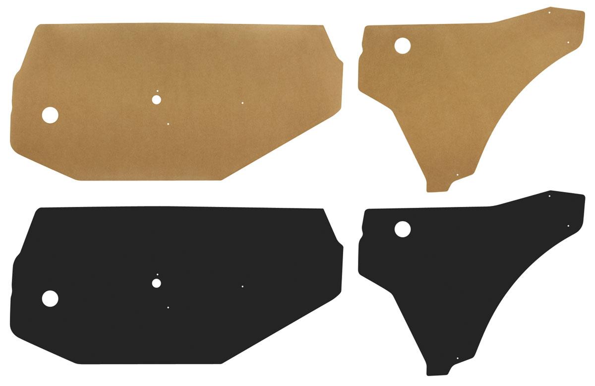 Photo of Door Panel Water Shields (Front/Rear)