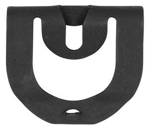 1966-67 Window Molding Attachment Clips Rear, Chevelle