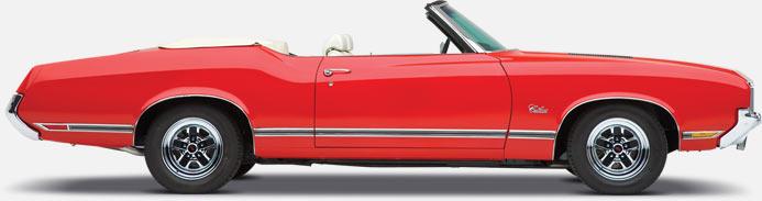 Oldsmobile Cutlass442 Parts