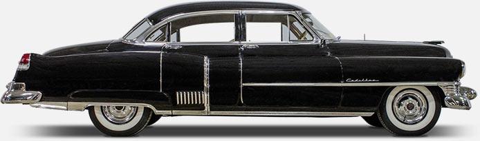 Series 60/61/63 Car
