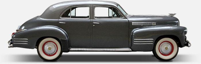Series 62/65/Calais Car