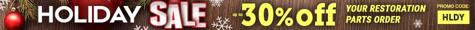 Bonneville Holiday Sale Promotion Banner