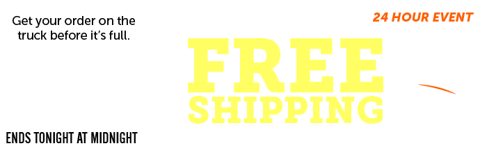 Free Shipping Orders over $199